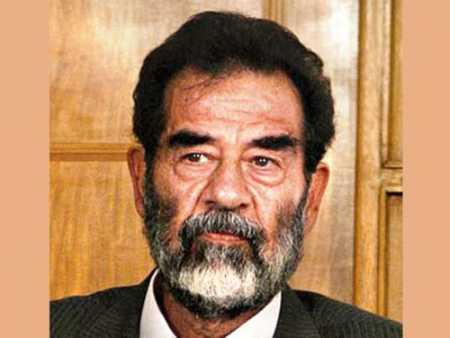 সাদ্দাম হুসেন